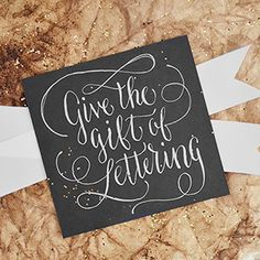 Calligraphy Subscription Certificate- $95