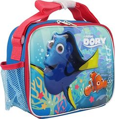 Disney Pixar Finding Dory Soft Lunch kit -- Click image to review more details.