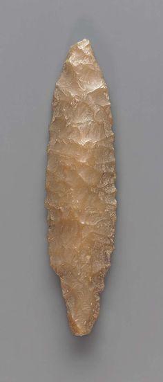 Arrowhead | Egyptian  Predynastic Period, Faiyum Neolithic  5200–4000 B.C.