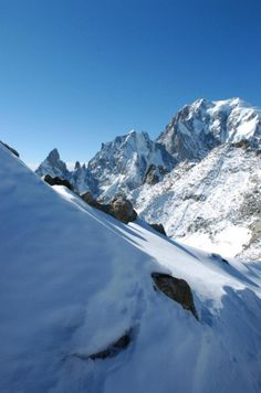 Monte Bianco - parte Italia