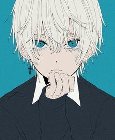 Cute Anime Boy, Cute Anime Couples, Anime Girls, Aesthetic Art, Aesthetic Anime, Manga Anime, Anime Art, Manga Girl, Anime Boy Zeichnung