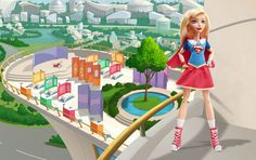 DC Super Hero Girls - Products