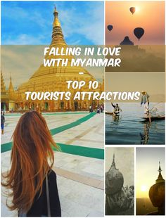 Where can you view videos of Myanmar?