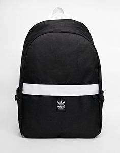 c0d0a1b70e21 adidas+Originals+Backpack+with+Contrast+Zip Adidas Rucksack