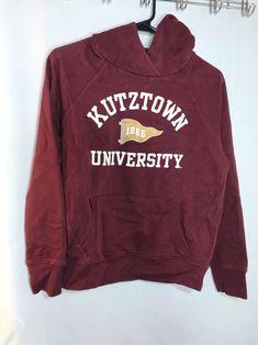 Solid School Spirit Sweatshirt ProSphere Kutztown University Girls Pullover Hoodie