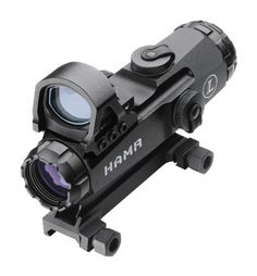 Leupold Optics Mark 4 HAMR 4x24mm with DeltaPoint (Incl. Flat Top Mount) - | Leupold Optics
