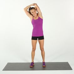 From Head to Toe: The Ultimate Stretching Guide - After a tough week of workouts, give your body some love for all that hard work with a lengthy stretching session. Make sure you start with your neck, giving extra attention and time to the places where you're experiencing soreness or tension. Check out the index below to jump to the perfect place easily.