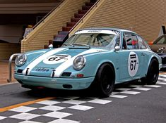 PORSCHE 911 S RACING CAR | LMP CARS 《 ポルシェ、フェラーリ、アストンマーチン、ベンツ、BMW 等の輸入・販売 》
