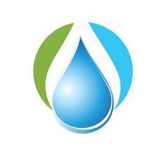 Diseño concepto Aqua — Ilustración de stock Aqua Logo, Aquafresh, Logo Concept, Galaxy Wallpaper, Logo Design, Illustration, Cards, Drops Design, Workshop Layout