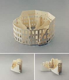 Colosseo POPUP (Kirigami) https://www.facebook.com/praticdesign/photos/a.324133977713799.1073741830.129724117154787/535752186551976/?type=1