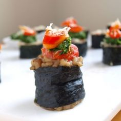 An Italian take on maki you simply MUST try!