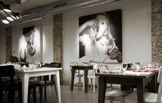 23 best food and restaurant paintings images a restaurant rh pinterest com