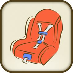 There really IS an app for everything! The American Academy of Pediatrics just announced their new Car Seat Check app for the iPhone and iPad!