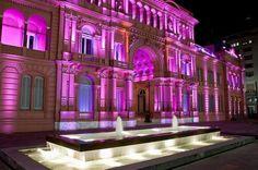 Casa Rosada Palacio Presidencial. Ciudad de Buenos Aires. República Argentina