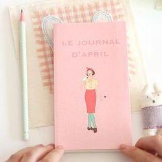 Image of Le journal d'April - Spring