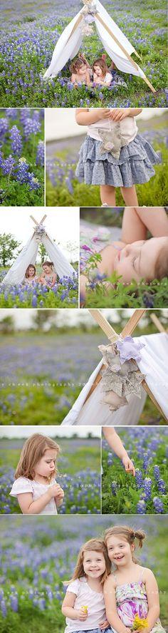 Tent photo shoots