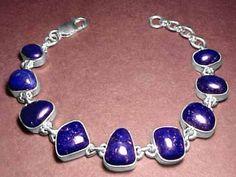 lapis lazuli earrings - Buscar con Google