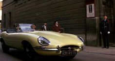 How to Steal a Million: 1965 Jaguar E-Type