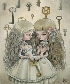 Kukula, Siamese Twins, Dark Lolita