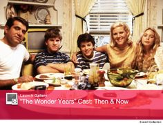 Where are they now? The Wonder Years cast courtesy Too Fab.