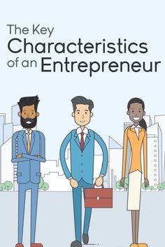 Entrepreneurs have certain characteristics and skills to help motivate their employees and get their business ideas noticed. Check our blog at inventhelp.com.