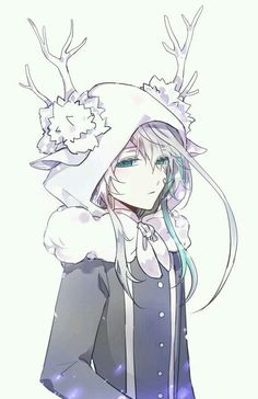 Ain ( elsword) Why do I love antlers on things that should no have antlers? Eccomi dopo essere stata con te un anno. Anime Kawaii, Chibi Anime, Manga Anime, Anime Art, Anime People, Anime Guys, Anime Style, Character Inspiration, Character Art