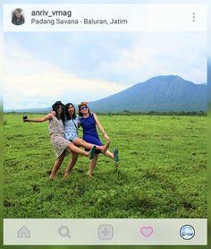 Bahagia itu bersama kalian . . location : #PadangSavana #Baluran #JaTim. . . . Mau ngadain #OpenTrip? Tag aja @travelmate.today #ShareCost dan (min) 3 teman kamu pada foto yang ingin dikunjungi. Kami akan membantu menyiapkannya secara transparan dan tanpa biaya rahasia. Tag #travelmate kamu . . lebih lengkapnya  www.travelmate.today/opentrip . . . . . #parapejalan #anakhitsbanget #folkindonesia #indotravellers #ayodolan #hellonusantara #livefolkindonesia #indonesiajuara #folkgreen…