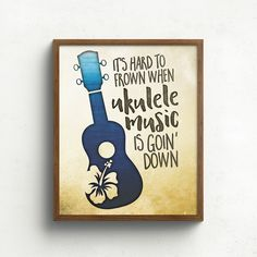 Its hard to frown when ukulele musics going down. A fun little print for my favorite little instrument. Available in you choice of sizes 5x7 8x10 11x14 13x19 ************************************************************************************* Printed with premium fade resistant inks on high quality Epson matte archival paper. Carefully packed in a protective sleeve with sturdy cardboard mailer. All orders are mailed via USPS First Class mail. *Frame not included. ©Ray of Light 2017