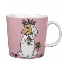 Moomin Fuzzy mug by Arabia