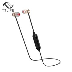 >> Click to Buy << TTLIFE Brand Smart Wireless Sport Earphone Bluetooth 4.1 Sports Stereo In-ear Earphone Voice control Noise Reduction with Mic #Affiliate