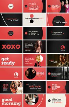 new Lifetime rebrand by Leroy & Clarkson