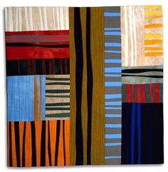 Quilt Structures by Diane Melms