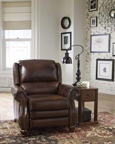 in by ashley furniture in negaunee mi low leg recliner - Ashley Furniture Recliners