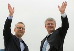 Ed Fast, Stephen Harper And The TPP - Abbotsford Today