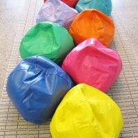 Small Bean Bags White Bean Bags, Small Bean Bags, Kids Bean Bags, White Beans, Outdoor Bean Bag, Party Hire, Indoor Wedding, Large White, Lime