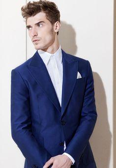 The Blazer is the great protagonist of April sober Zara Men Lookbook