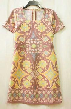 Batik- Tenun Indonesia