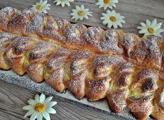 A legtutibb desszertek minden mennyiségben. | TopReceptek.hu Ring Cake, Strudel, Graham Crackers, Scones, Banana Bread, French Toast, Cheesecake, Deserts, Food And Drink