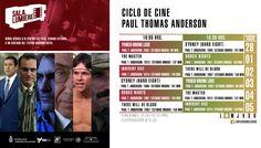 Cartelera Sala Lumiére, Ciclo de Cine: Paul Thomas Anderson. Del 28 de febrero al 5 de marzo de 2017. Dos funciones: 16:00 y 18:30 horas. Cooperación: $10.00 #Culiacán, #Sinaloa.