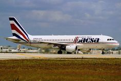 lacsa Airlines - Costa Rica