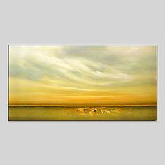 【今だけ☆送料無料】 アートパネル  自然・風景画1枚で1セット 大草原 砂漠 景色 地平線【納期】お取り寄せ2~3週間前後で発送予定