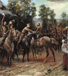 Relief of Ladysmith, Boer War Military Art, Military History, Safari, South Afrika, British Army Uniform, History Images, British Colonial, British History, World History