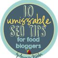 Blogging Crash Course: 10 Unmissable SEO Tips for Food Bloggers pinned from Rock N Share #64