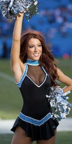 Carolina Panthers Cheerleaders, Colts Cheerleaders, Hottest Nfl Cheerleaders, Cheerleading, Cute Cheer Pictures, Cheer Poses, Professional Cheerleaders, Ice Girls, Sport Girl