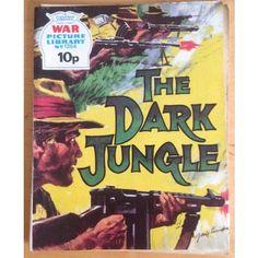 War Comic Picture Library #1264 Action Adventure Fleetway £2.00