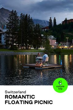 You can now experience the ultimate socially distanced date-night with this incredible candlelit picnic on a lake. . . . #CultureTrip #ForCuriousTravellers #Switzerland #DateNightIdeas #UltimateDateNight #PicnicIdeas #LakeObersee  📸.  Courtesy of Arosa Tourism