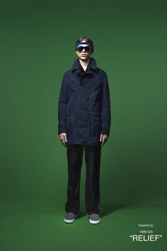 See the Undercover spring/summer 2016 menswear collection. Click through for full gallery