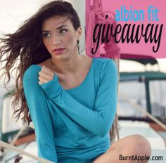 aa8e729878 Albion Fit Giveaway. Enter NOW!! www.burntapple.com  albionfit
