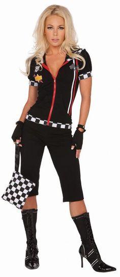 Pit Crew Princess Costume. £56.99 : Direct 2 U Fancy Dress Superstore. http://direct2ufancydress.com/pit-crew-princess-costume-p-3203.html