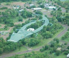 Gagudju Crocodile Holiday Inn, Kakadu National Park, Australia - Buildings Shaped Like Animals | Travel + Leisure